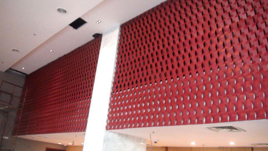 decorative hanging screen