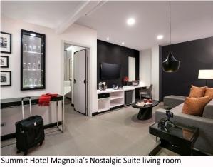 SUMMIT MAGNOLIA HOTEL
