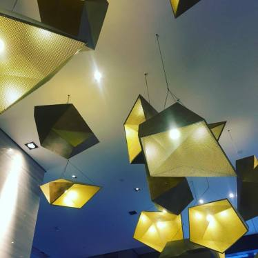Pusok Pendant Light